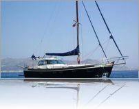 Sailing yachts in Gocek