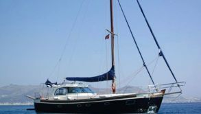 Sailing yachts in Gocek