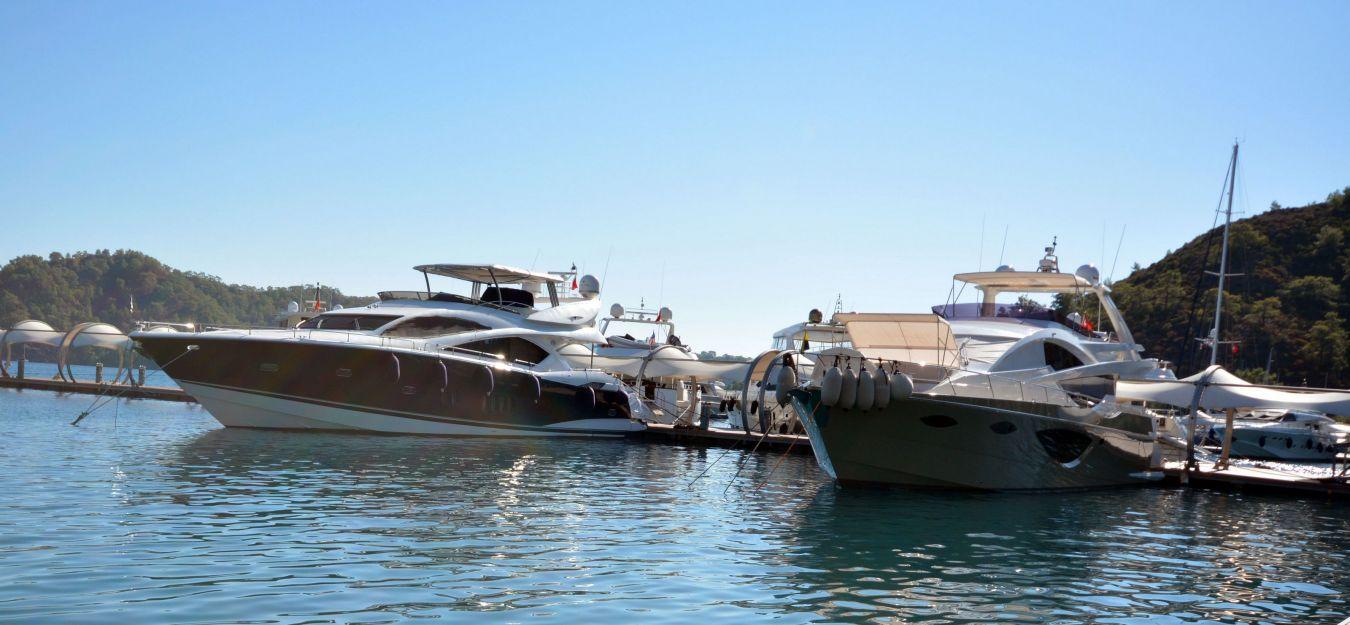 Long Range Yacht for Sale